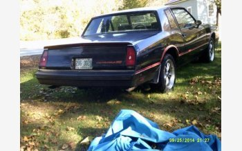 1985 Chevrolet Monte Carlo SS for sale 101031718