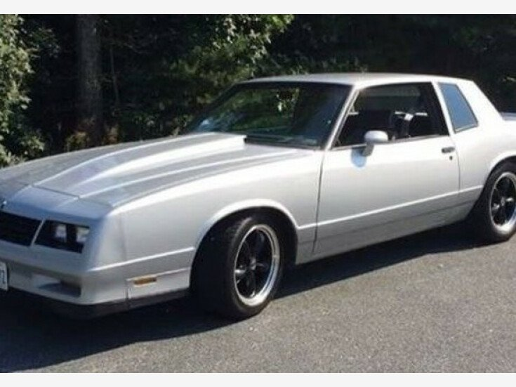 Ss Monte Carlo >> 1985 Chevrolet Monte Carlo Ss For Sale Near Woodland Hills