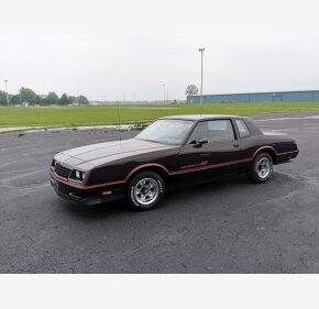 1985 Chevrolet Monte Carlo Classics For Sale Classics On Autotrader