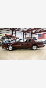 1985 Chevrolet Monte Carlo SS for sale 101214365