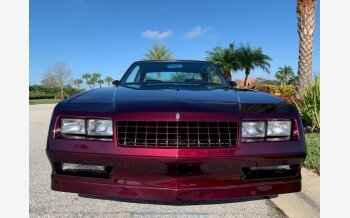 1985 Chevrolet Monte Carlo SS for sale 101226311