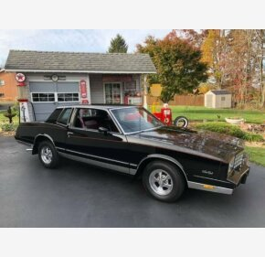 1985 Chevrolet Monte Carlo LS for sale 101316595