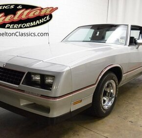 1985 Chevrolet Monte Carlo SS for sale 101339013