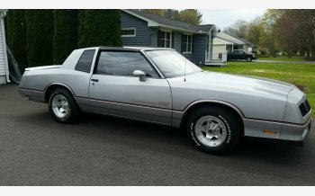 1985 Chevrolet Monte Carlo SS for sale 101394485