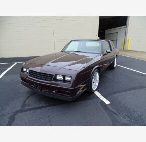 1985 Chevrolet Monte Carlo SS for sale 101448765
