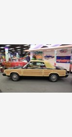 1985 Chrysler LeBaron Convertible for sale 101107275