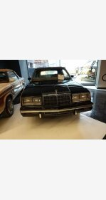 1985 Chrysler LeBaron Convertible for sale 101107282