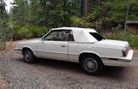 1985 Chrysler LeBaron Convertible for sale 101215200