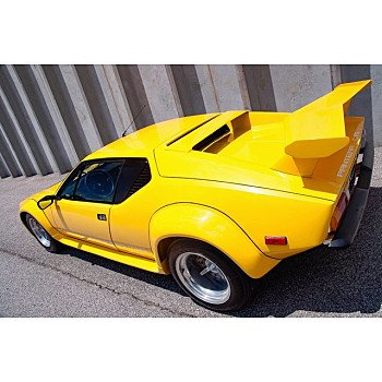 1985 De Tomaso Pantera for sale 101312754