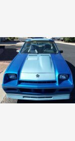 1985 Dodge Charger for sale 101231125