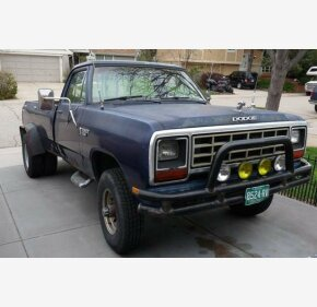 Dodge Classic Trucks For Sale Classics On Autotrader
