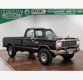 1985 Dodge D/W Truck for sale 101483692