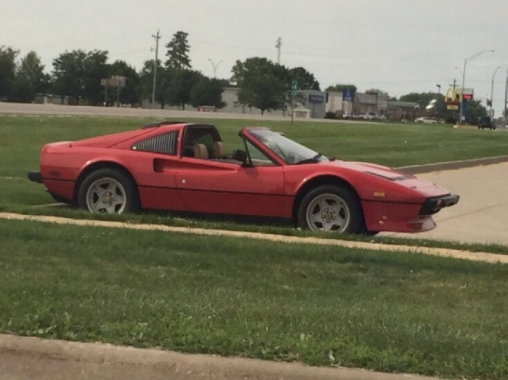 1985 Ferrari 308 Gts For Sale Near Crystal Lake Illinois 60014 Classics On Autotrader