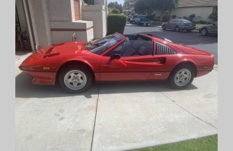 1985 Ferrari 308 GTS for sale 101494737