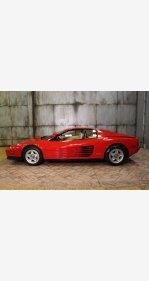 1985 Ferrari Testarossa for sale 101205050