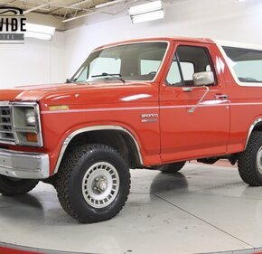 1985 Ford Bronco for sale 101417887
