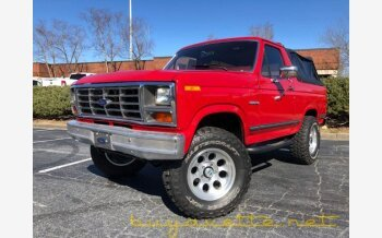 1985 Ford Bronco for sale 101436535