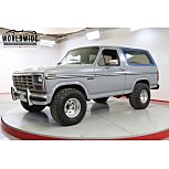 1985 Ford Bronco for sale 101612846
