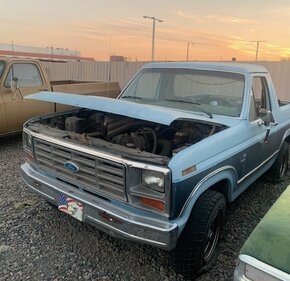 1985 Ford Bronco for sale 101431982