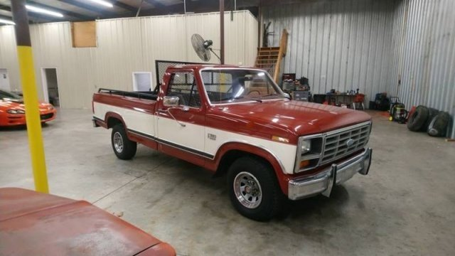 1985 Ford F150 Classics For Sale Classics On Autotrader
