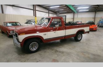 1985 Ford F150 2WD Regular Cab for sale 101071857