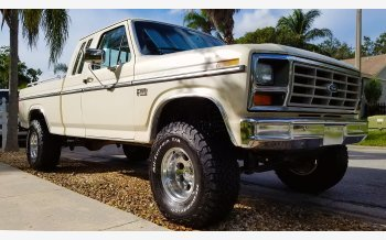 1985 Ford F150 2WD SuperCab for sale 101128692