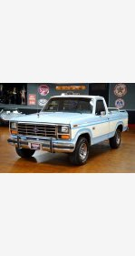 1985 Ford F150 for sale 101443169