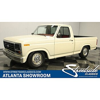 1985 Ford F150 2WD Regular Cab for sale 101555711