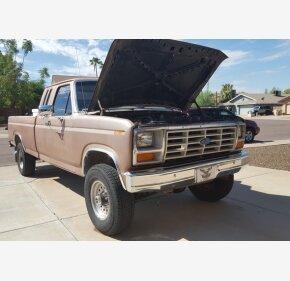 1985 f250 4x4 diesel