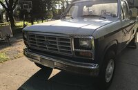 1985 Ford F250 2WD Regular Cab for sale 101240719