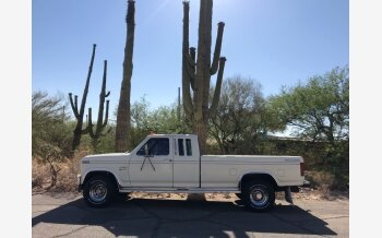 1985 Ford F250 4x4 SuperCab for sale 101525683