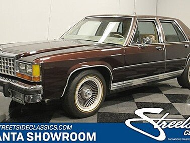 1985 Ford LTD for sale 101600338