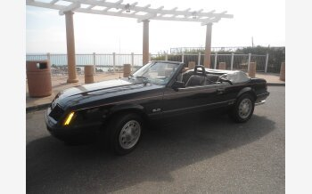 1985 Ford Mustang Convertible for sale 100976916