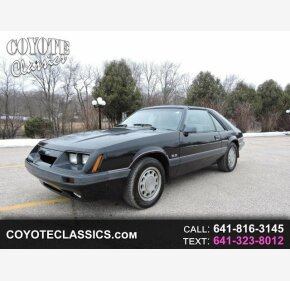 1985 Ford Mustang Hatchback for sale 101077477