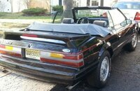 1985 Ford Mustang Convertible for sale 101181800
