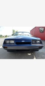 1985 Ford Mustang for sale 101192231