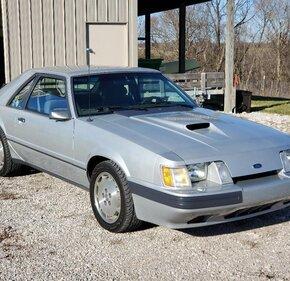 1985 Ford Mustang SVO Hatchback for sale 101300607