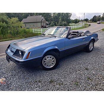 1985 Ford Mustang GT for sale 101382494