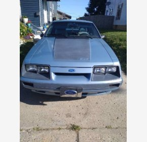 1985 Ford Mustang GT for sale 101386524
