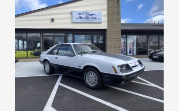 1985 Ford Mustang GT for sale 101441536