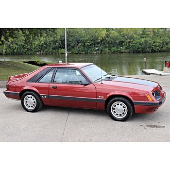1985 Ford Mustang GT for sale 101580676