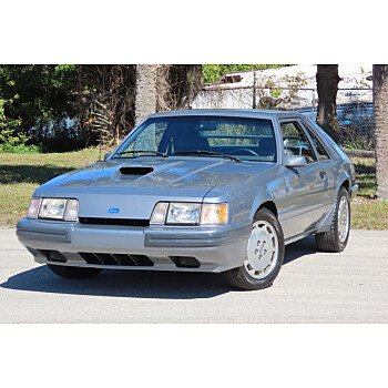 1985 Ford Mustang Coupe for sale 101608339