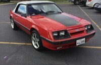 1985 Ford Mustang Convertible for sale 101143642