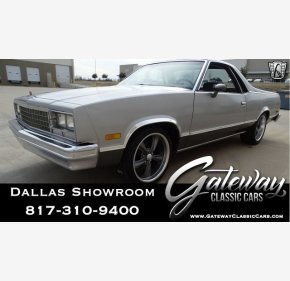 1985 GMC Caballero for sale 101106591
