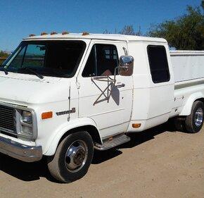 1985 GMC G3500 Vandura for sale 100880365