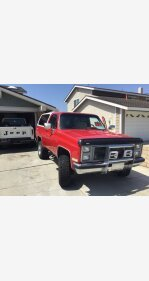1985 GMC Jimmy 4WD 2-Door for sale 101207687