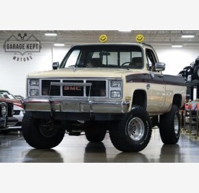 1985 GMC Sierra 1500 4x4 Regular Cab for sale 101234941