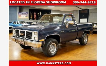 1985 GMC Sierra 1500 4x4 Regular Cab for sale 101345739