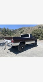 1985 GMC Sierra 2500 4x4 Regular Cab for sale 101373726