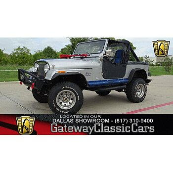 1985 Jeep CJ 7 for sale 101033855